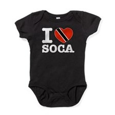 Unique Trinidad Baby Bodysuit