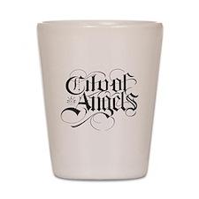City of angels DLT Shot Glass