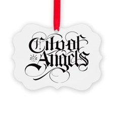 City of angels DLT Ornament