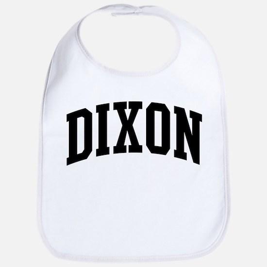DIXON (curve-black) Bib