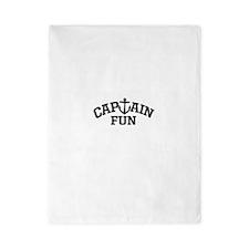 Captain Fun Twin Duvet
