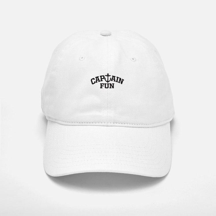 Baseball Baseball Captain Fun Baseball Baseball Baseball Cap