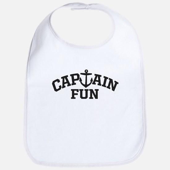 Captain Fun Bib