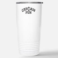 Captain Fun Travel Mug