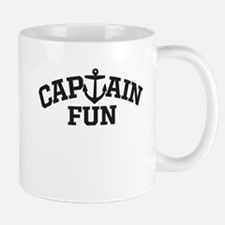 Captain Fun Mugs