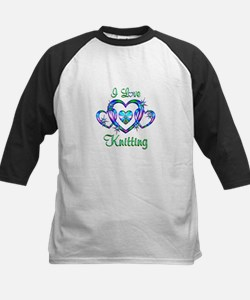 I Love Knitting Tee