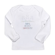 Some Bunny Loves Me Long Sleeve T-Shirt