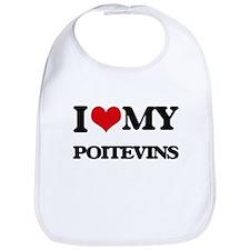I love my Poitevins Bib