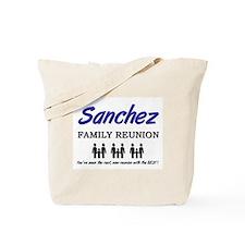 Sanchez Family Reunion Tote Bag
