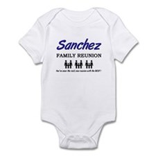 Sanchez Family Reunion Infant Bodysuit