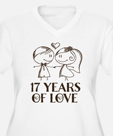 17th Anniversary T-Shirt