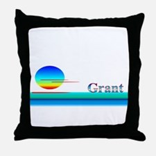 Grant Throw Pillow