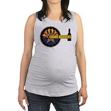 Ph3 Bash Logo Maternity Tank Top