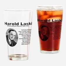 Laski Inequality Drinking Glass