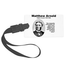 Arnold Inequality Luggage Tag