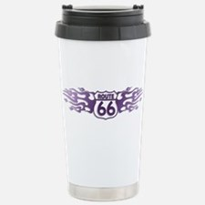 Route 66 (W).png Travel Mug