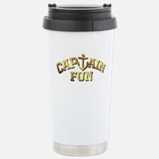Captain Fun Travel Mug