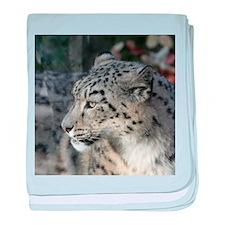 Leopard002 baby blanket