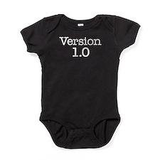 Version 1.0 Baby Bodysuit