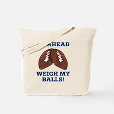 DeflateGate – Go Ahead! Tote Bag