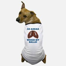 DeflateGate – Go Ahead! Dog T-Shirt