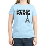 I'd rather be in paris Tops