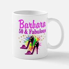 FANTASTIC 50TH Small Mugs