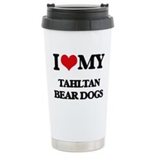 I love my Tahltan Bear Travel Coffee Mug
