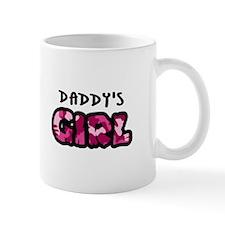 CAMO DADDYS GIRL Mugs
