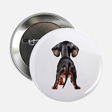 """Dachshund Puppy 2.25"""" Button (10 pack)"""