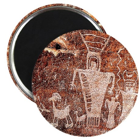 """ANCIENT ASTRONAUTS 2.25"""" Magnet (100 pack)"""
