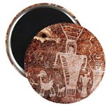 "ANCIENT ASTRONAUTS 2.25"" Magnet (10 pack)"