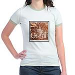 ANCIENT ASTRONAUTS Jr. Ringer T-Shirt