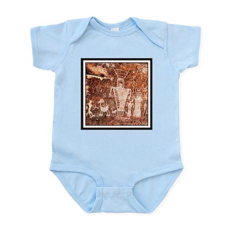 ANCIENT ASTRONAUTS Infant Bodysuit