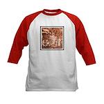 ANCIENT ASTRONAUTS Kids Baseball Jersey