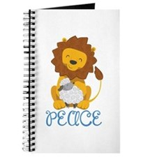 LION AND LAMB PEACE Journal