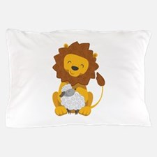 LION AND LAMB Pillow Case