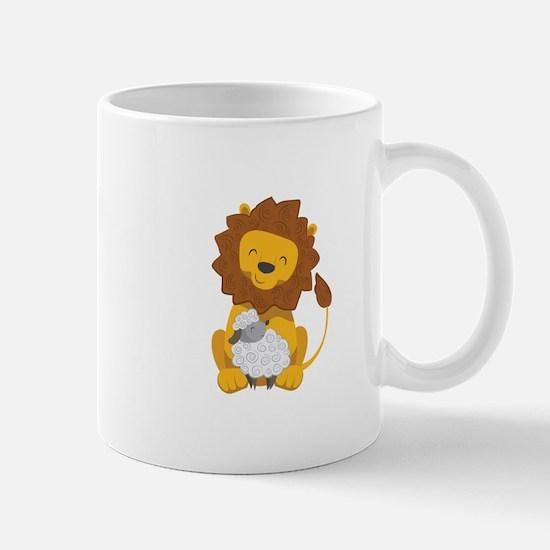 LION AND LAMB Mugs
