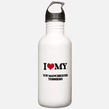 I love my Toy Manchest Water Bottle