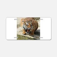 Tiger_2015_0156 Aluminum License Plate