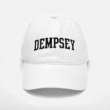 DEMPSEY (curve-black) Baseball Baseball Cap