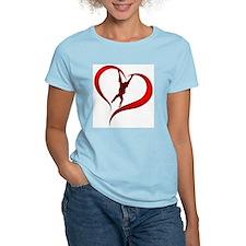 Orangutan Heart T-Shirt