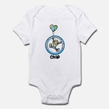 Chad: Happy B-day to me Infant Bodysuit