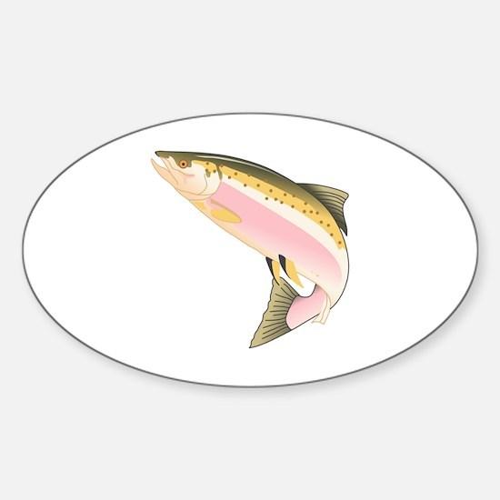 SALMON FISH Decal