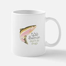 WILD SALMON Mugs