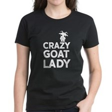Crazy Goat Lady T-Shirt