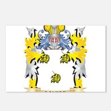 Conrad Coat of Arms - Fam Postcards (Package of 8)