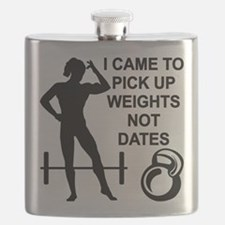 Weights Not Dates Flask