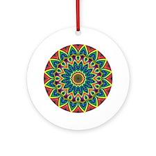 Fractalworks Mandala Ornament (Round)
