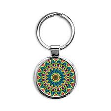 Fractalworks Mandala Keychains